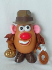 Rare Musical 'Indiana Jones' Mr Potato Head Taters of the Lost Ark Limited Edition